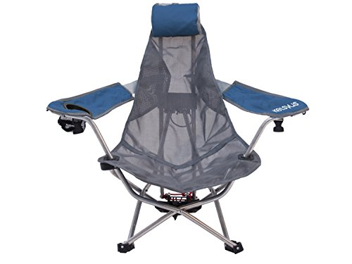 Lightweight and Compact with Extra Center Support. Weight capacity 300 lbs. Dimensions 16x27x38  Weight 13 lbs. Low to the ground design.  sc 1 st  SaturnBelt & ALPS Mountaineering Rendezvous Folding Camp Chair u2013 SaturnBelt