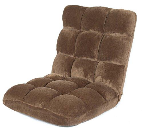 Merax 360 Degree Swivel Folded Video Game Chair Floor Lazy Man Sofa