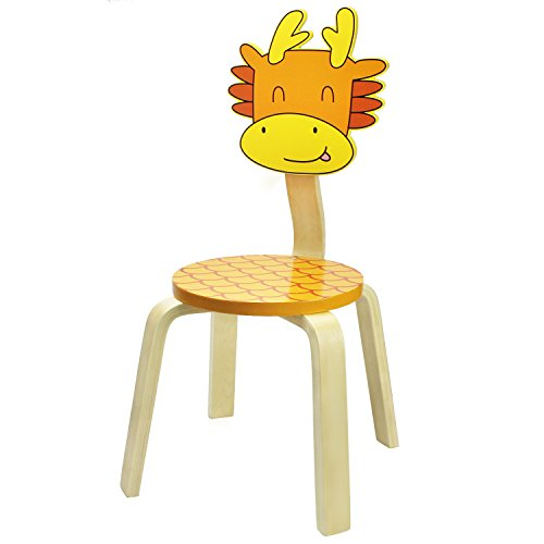 Wooden Toddler Table Chair Home Classroom Playroom Time Out - Animal-chairs-for-children