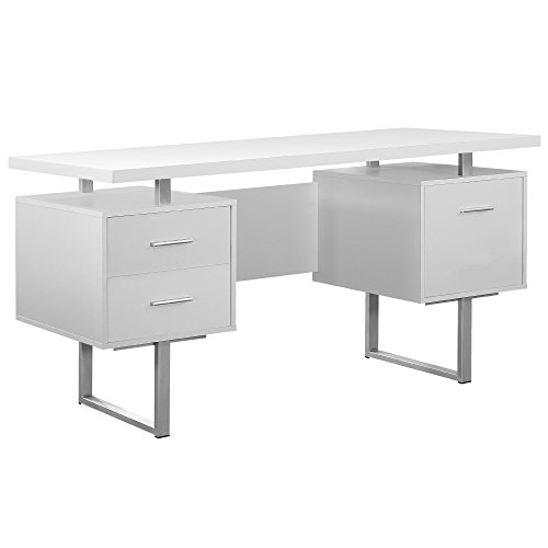 Outstanding White High Back Leather Executive Office Desk Task Computer Download Free Architecture Designs Grimeyleaguecom