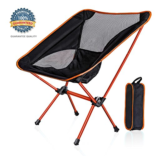 Wdlhqc Portable Folding Camping Chair Ultralight And