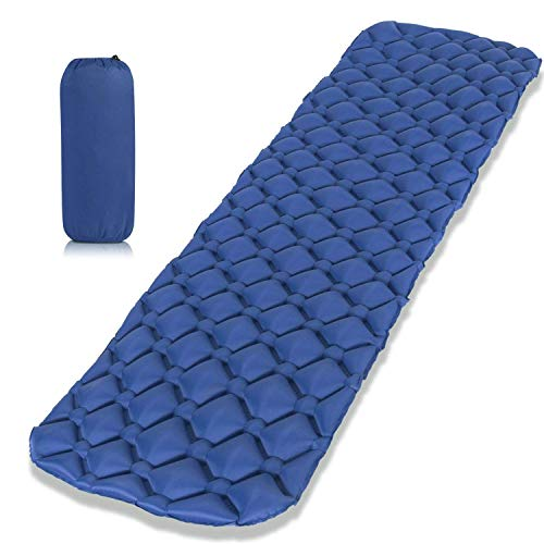 Often Ultra Light Travel Sleep Pad With Pillow Water